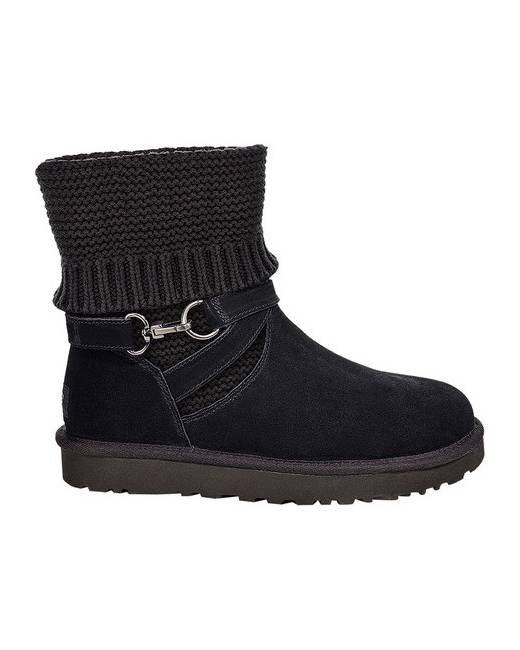Women's UGG Purl Strap Ankle Boot