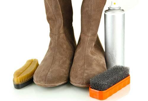 วิธีทำความสะอาดรองเท้า UGG